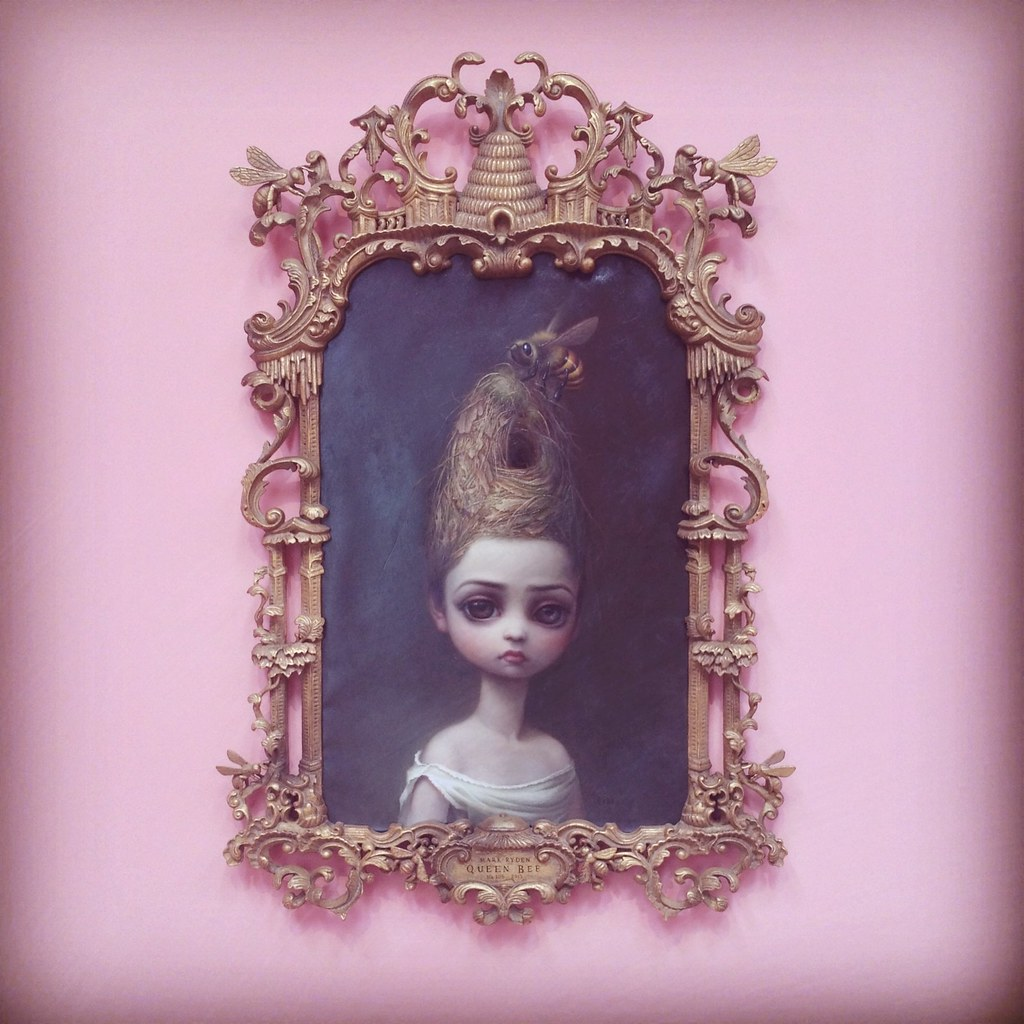 Mark Ryden via Etxe
