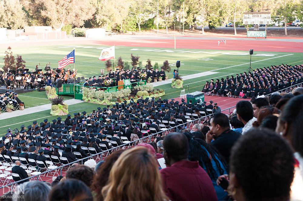 Mitch's Graduation.