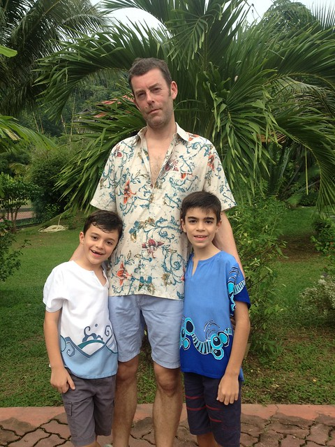 New batik shirts