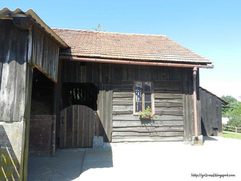 Аутентичный дом словенца