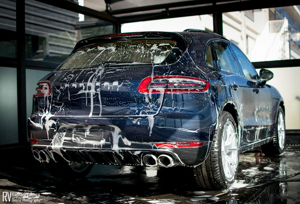 Porsche Macan S A Photo On Flickriver