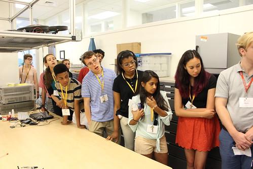 Engineering Lab Tours | NSLC at Georgia Tech