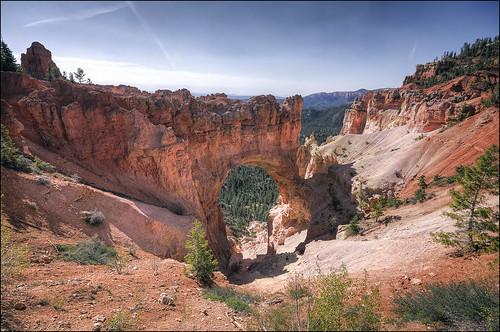 Natural Bridge - Bryce Canyon National Park - Utah