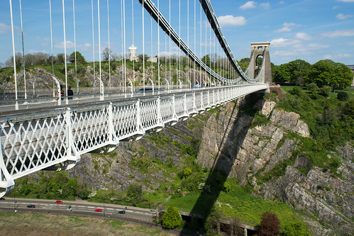 uk bridge bristol landscape suspension landmark fromabove gorge oru cliftonsuspensionbridge brunel 2014 avongorge