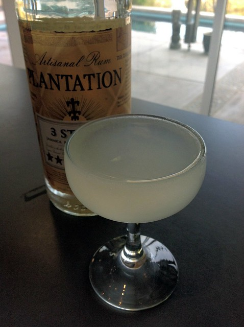 Daiquiri (Difford's 10:3:2 ratio) with Plantation 3 Stars rum
