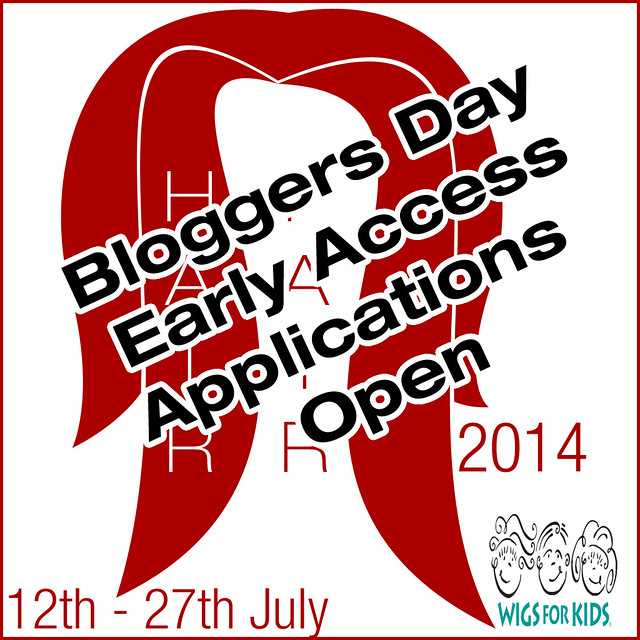 Hair Fair 2014 - Bloggers Day - Early Access Applications OPEN