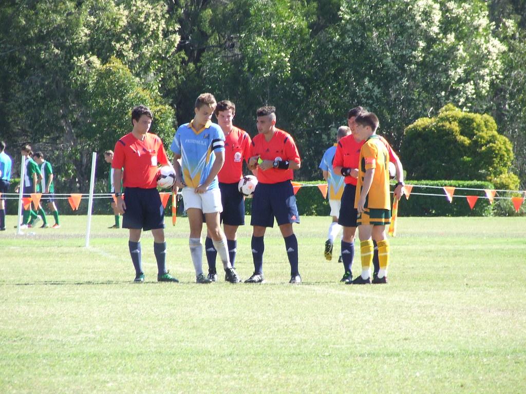 Qld School Sports U19 Championships 2014 - Day 3