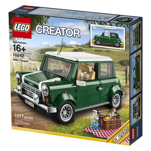 LEGO 10242 MINI Cooper box1