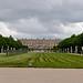 Versailles palace, long walk in garden ©D&S McSpadden
