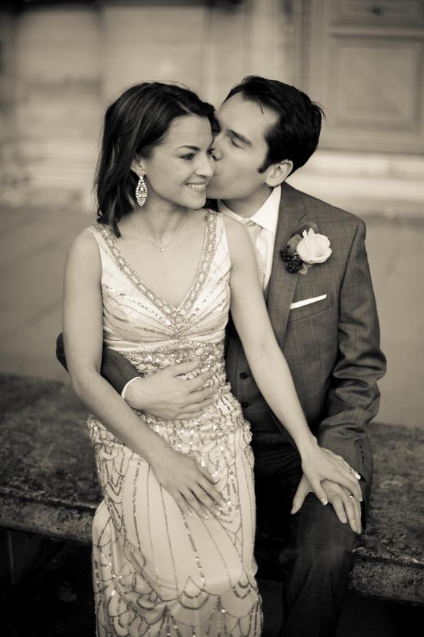 Hello Framboise Deco-Inspired Paris Wedding