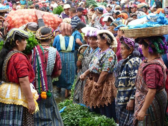 Mercado de Almolonga (Guatemala)
