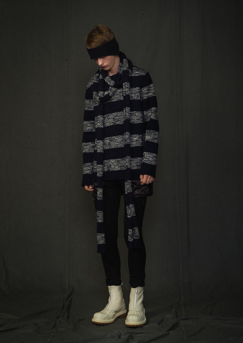 Robbie McKinnon0030_UNDERCOVERISM 2014-15 Autumn Winter