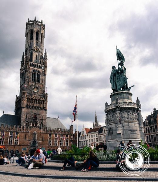 Belfry Tower, Bruges Belgium