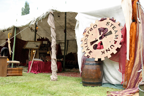 Steampunk camp