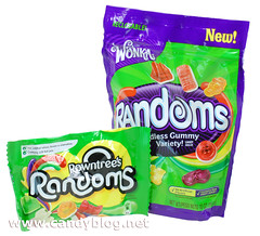 Rowntree's Randoms & Wonka Randoms