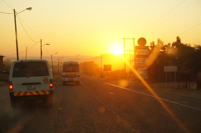 Viagem de Tete para o Niassa