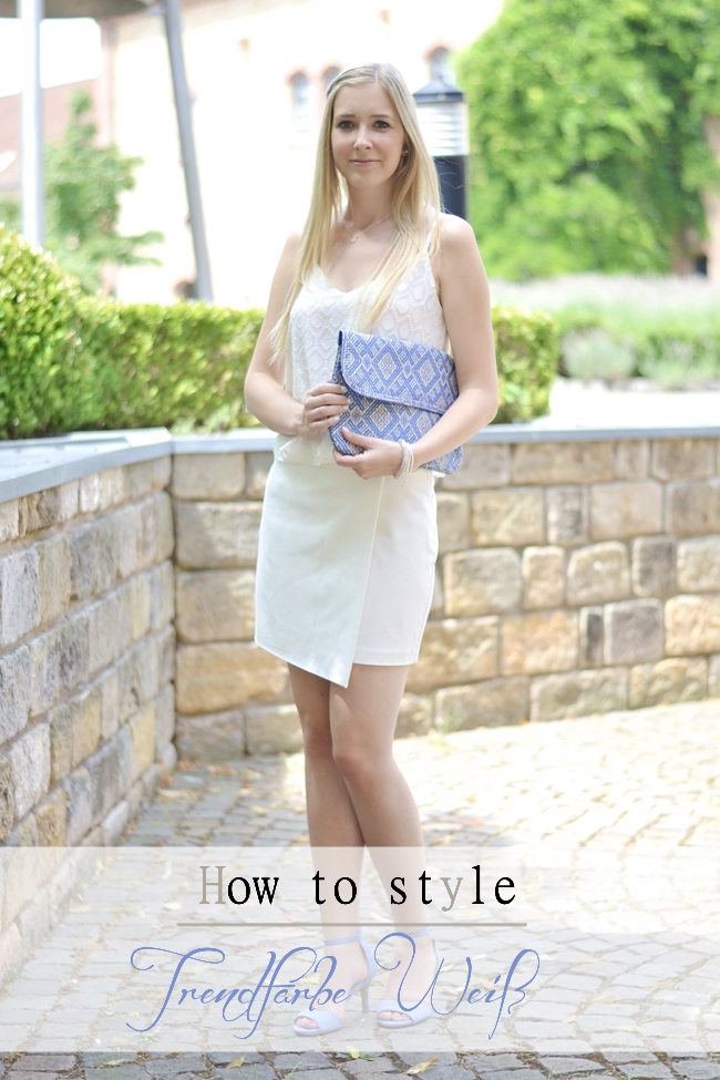 How to style 3 Trendfarbe weiß Eugli Banner