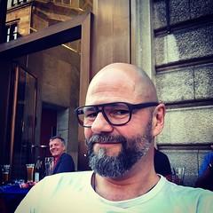 Erstes #Selfie mit der neuen #Brille von @ramsteinoptik