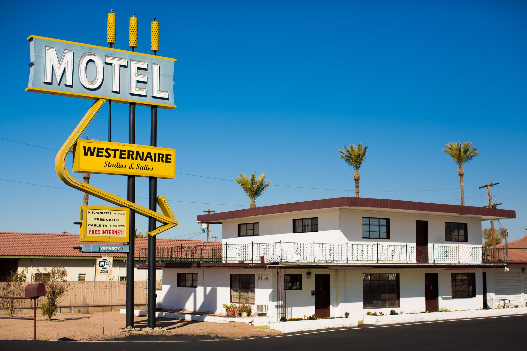 Motel  Delta Park