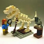 LEGO Ideas Research Institute 21110 B