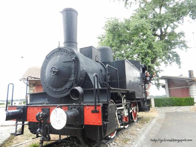 Пула, железнодорожный вокзал