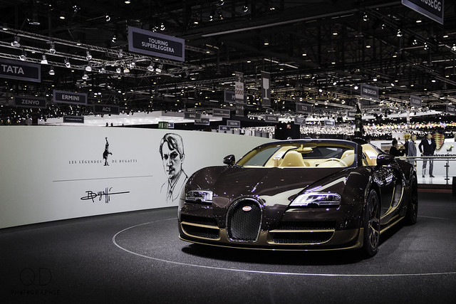 Rembrandt Bugatti | Best of Geneva 2k14