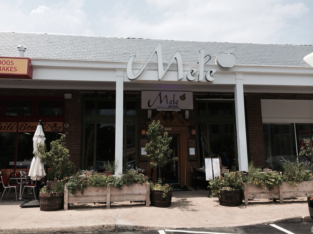 Mele Bistro in Arlington VA