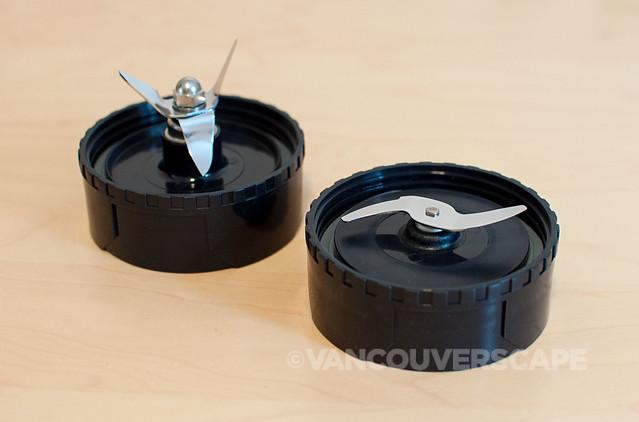 Cuisinart SmartPower Compact Blending/Chopping System/blades