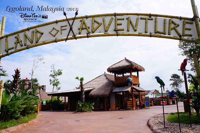 Legoland Malaysia 03 Land of Adventure 01