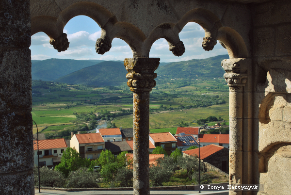 8 - округ Каштелу Бранку - неизвестная Португалия