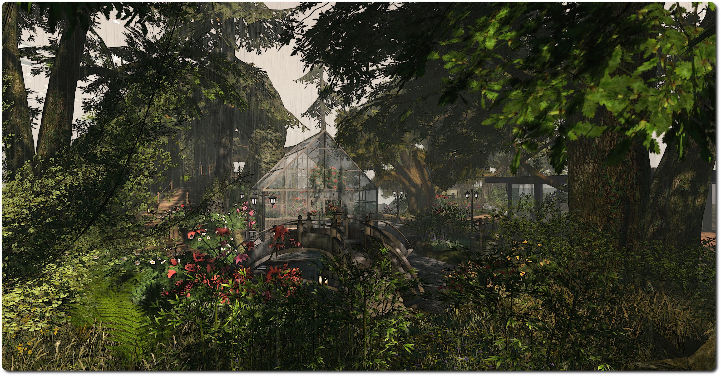 Le Botanique, Mirriam Brown; Inara Pey, July 2014, on Flickr