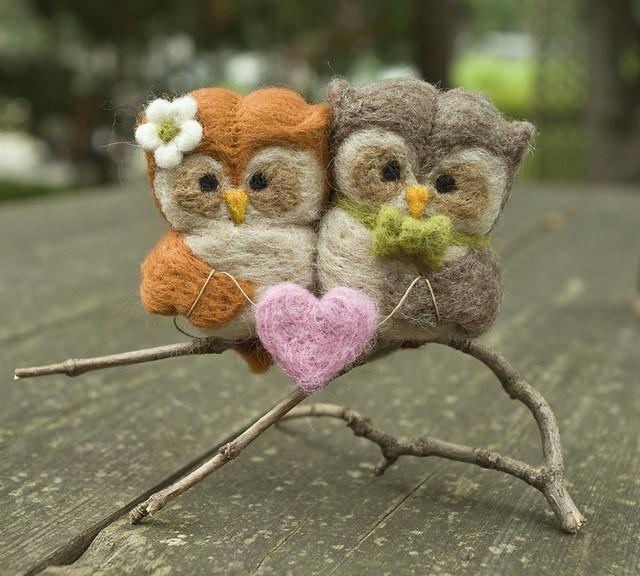 Owl Cake Topper