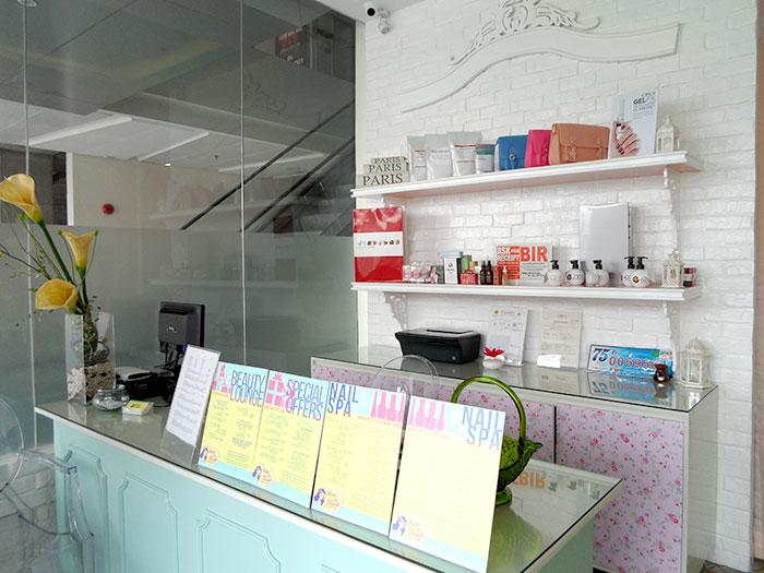 Beauty Report: Make Me Blush Nail Spa and Beauty Lounge