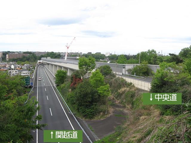 圏央道友田高架橋4