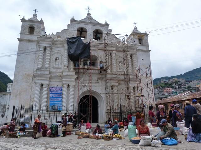 Iglesia de Santa Catalina de Zunil (Quetzaltenango, Guatemala)