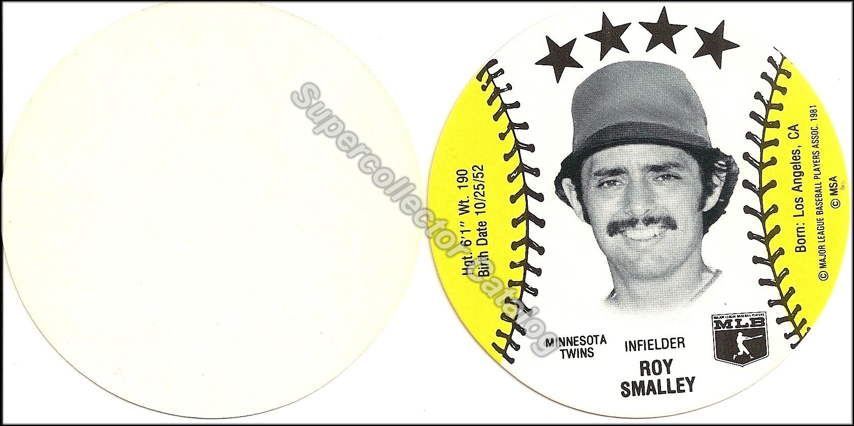 1981 MSA Peter Pan Discs