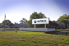 Apex takes on Chinese tool company