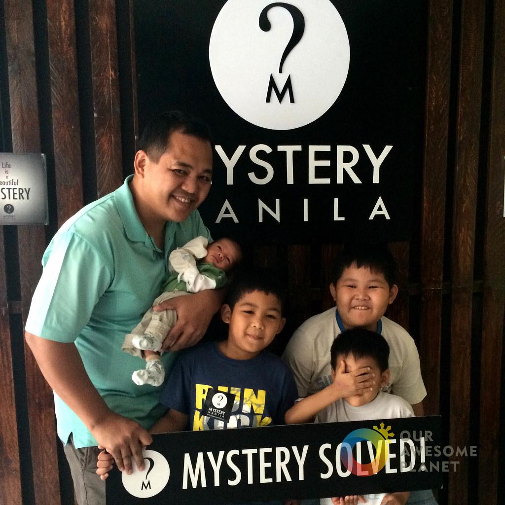 Mystery Manila