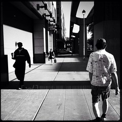 Street Photography: Seattle, July 30, 2014