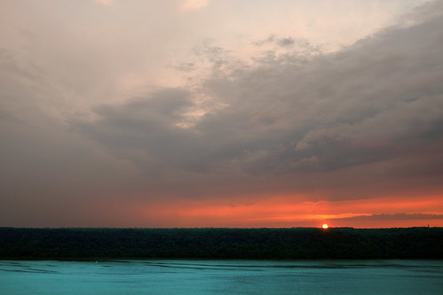 Sunset - July 10th