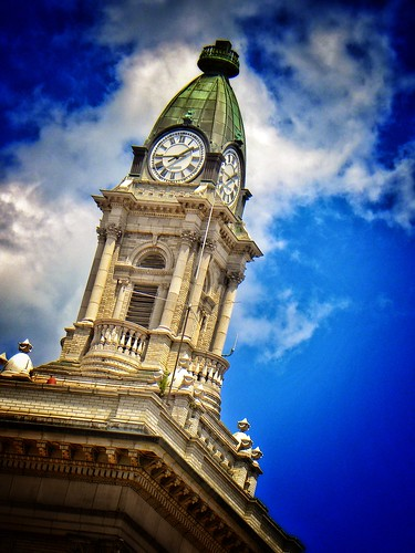 Elmira NY ~ City Hall ~ Historic Building