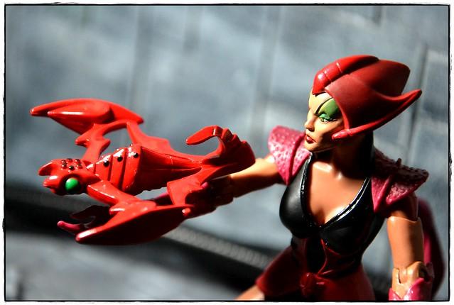 Scorpia: Stinging Horde Enforcer