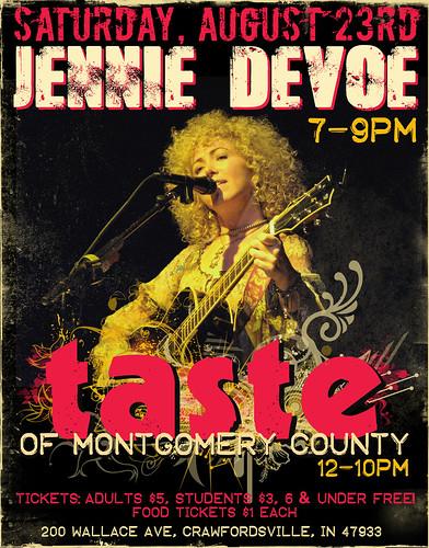 Taste of Montgomery