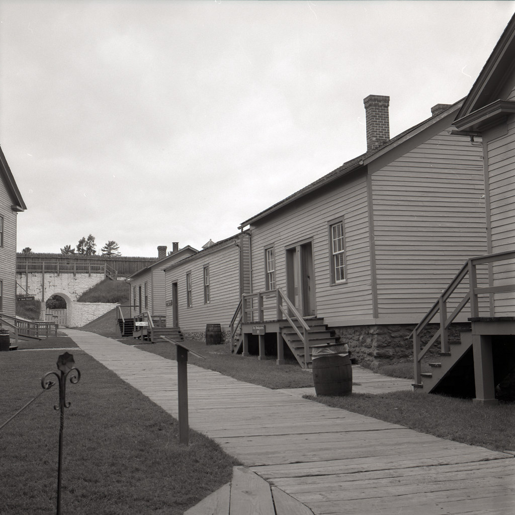 Project:1812 - Fort Mackinac