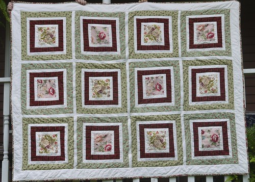 Quilt for Mimi