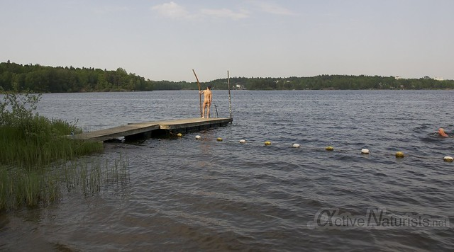 naturist 0000 Agesta, Stockholm, Sweden