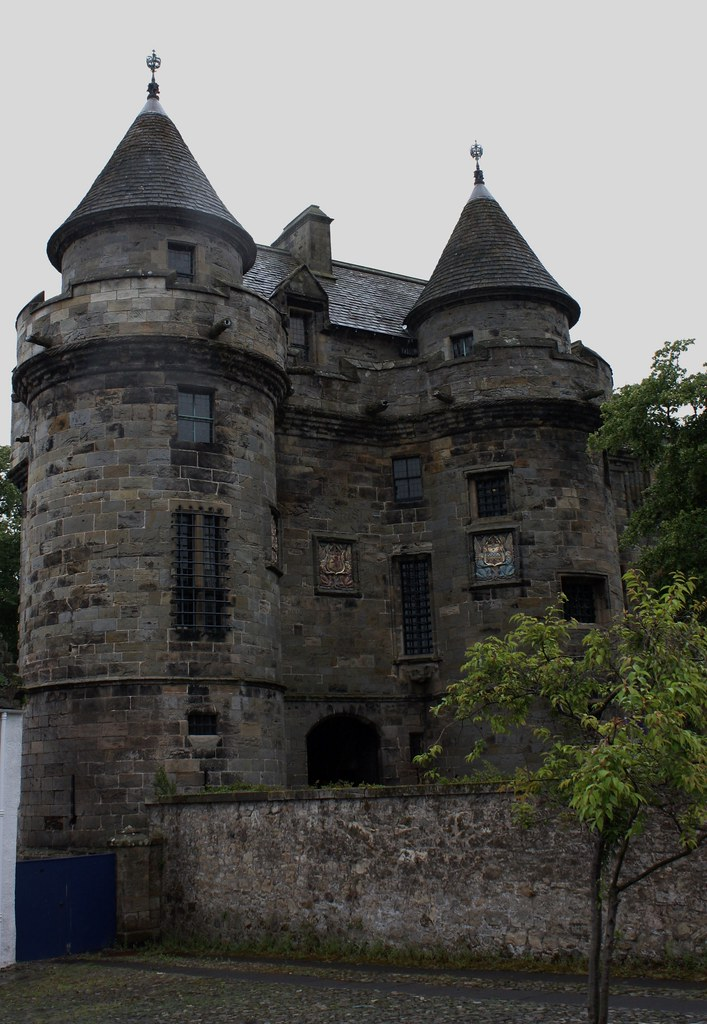 Falkland Palace Scotland