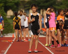 Iowa Games 2014, Track & Field