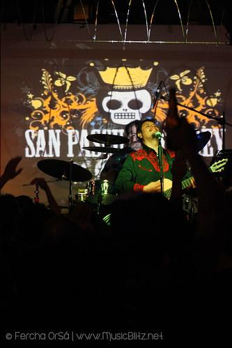 San Pascualito Rey @ Black Dog