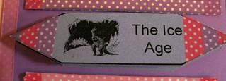 Ice Age Accordion Book #1